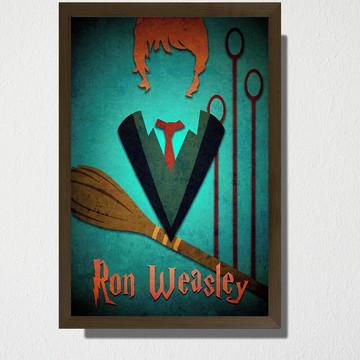 Quadro A3 Ron Weasley