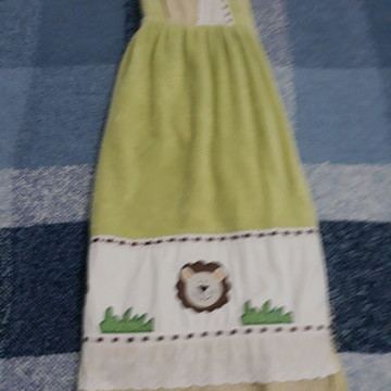 Toalha infantil personalizada