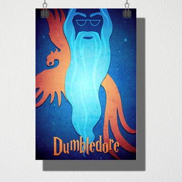 Poster A4 Dumbledore
