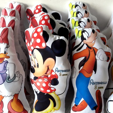 Almofadas Turma Disney