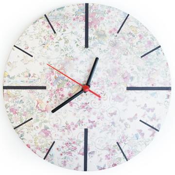 Relógio Floral II