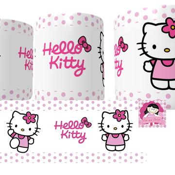 Caneca de Porcelana da Hello Kitty