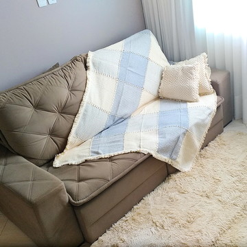 Xale Trancoso para sofá