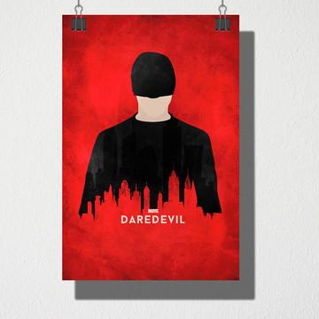 Poster A4 Daredevil