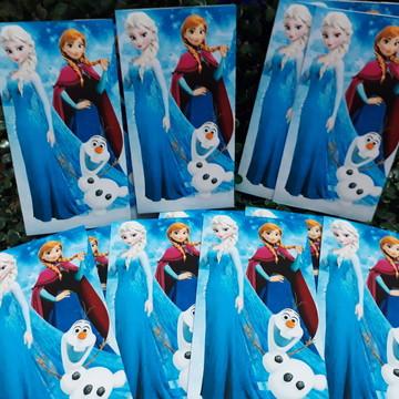 Saquinho Para Pipoca - Frozen