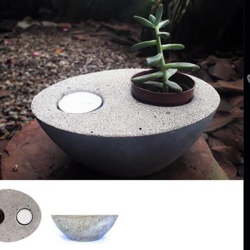 Vaso Oval pequeno