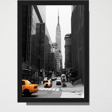 Quadro A3 New York City