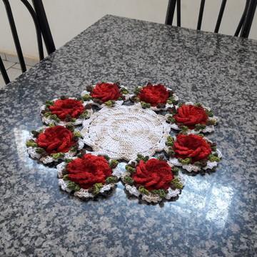 Centro de mesa flor cerejeira