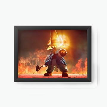 Quadro Decorativo Final Fantasy cod303