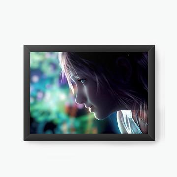 Quadro Decorativo Final Fantasy - Game cod160