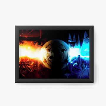 Quadro Decorativo Final Fantasy - Lados cod268