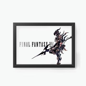 Quadro Decorativo Final Fantasy XVI cod302