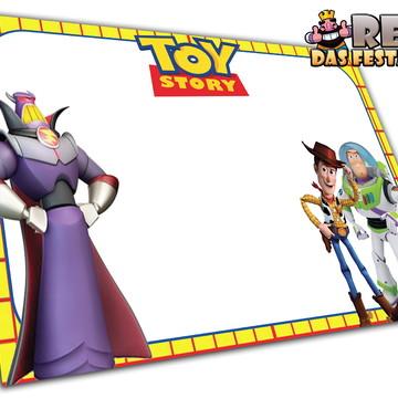 Quadro Mágico - toy story