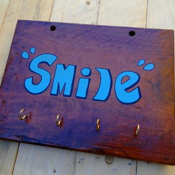 Cabideiro de parede Smile