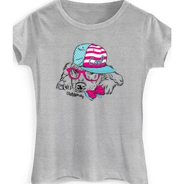 Camiseta Baby Look Beagle