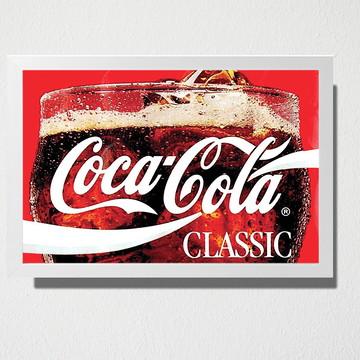 quadro Coca cola classic
