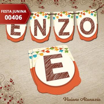 Bandeirola Festa Junina - 00406