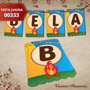 Bandeirola Festa Junina - 00333