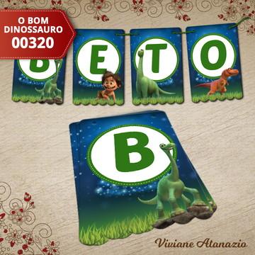 Bandeirola O Bom Dinossauro - 00320