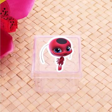 Caixinha de acrílico - Lady Bug