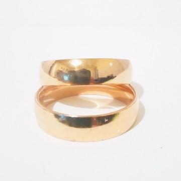 Alianças anel aliança de casamento Noivado namoro barato