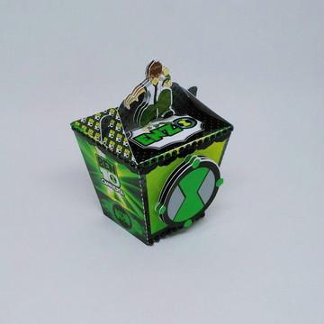 Caixa Sushi - Ben 10