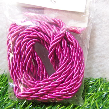 Cordão de São Francisco Rosa Pink