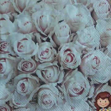 Guardanapo Pastel Roses
