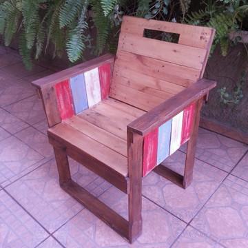 Cadeira Rustica