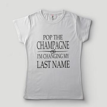 Camiseta Noiva Estilosa Despedida de Solteira Chá Lingerie