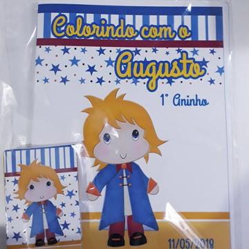 Kit de colorir Pequeno Príncipe