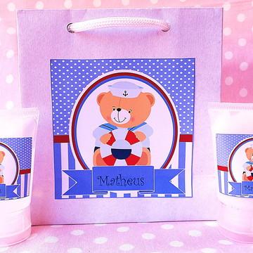 Lembrancinha de Nascimento/chá de bebê