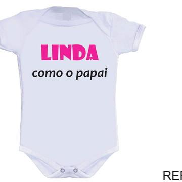 Body Linda como o Papai