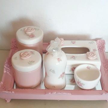 Kit higiene rose