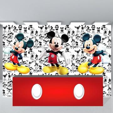 SUPER KIT Mickey Painel + Fechamento de Mesa