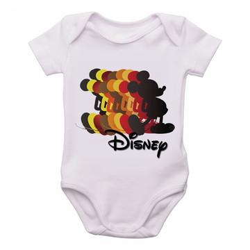 Bodie body Criança Infantil Roupa Bebê Disney mickey copias