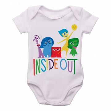 Bodie body Criança Infantil Roupa Bebê Divertidamente disney