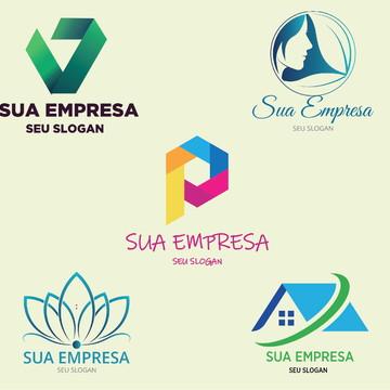 Logo Personalizada para Empresas ou Profissionais Autônomos