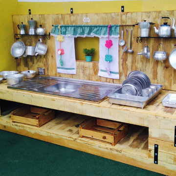 cozinha infantil