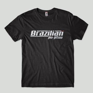 camiseta-jiu-jitsu-competidor masculina estampa prateada
