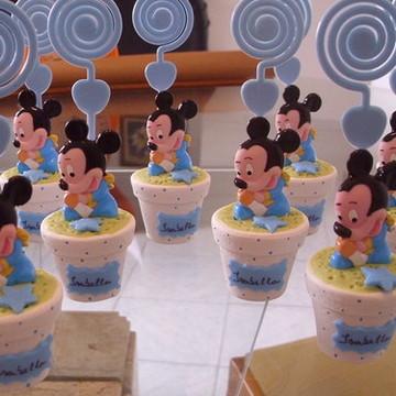 Lembrancinhas Baby Mickey,Baby Minie aniversario,maternidade