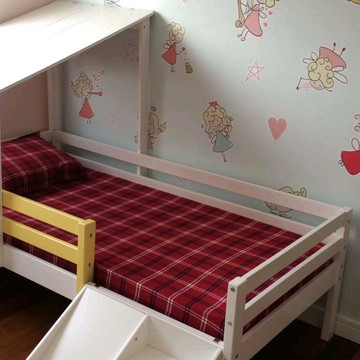 Jogo de Flanela Berço ou Mini-cama