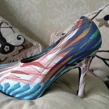d1b82f7858 Capa para sapato tipo meia pata