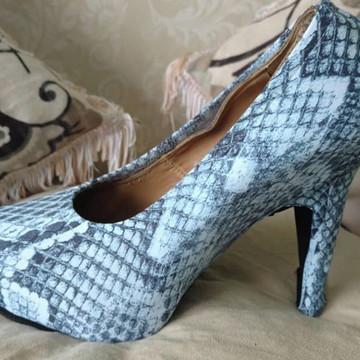 fb97556c83 Capa para sapato tipo meia pata