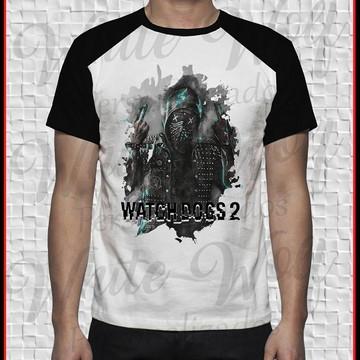 Camiseta do Watch Dogs 2