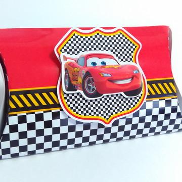 Caixa Travesseiro - Carros Disney