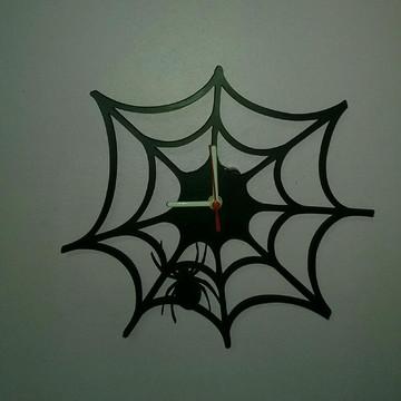 Relógio Teia de aranha
