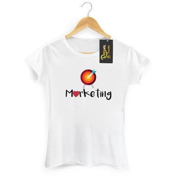 Camiseta Marketing Feminina