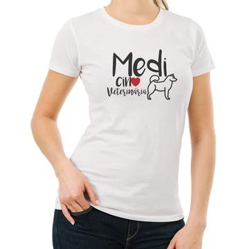Camisetas Universitarias Medicina Veterinaria