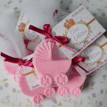 Sabonete artesanal Carrinho de bebê